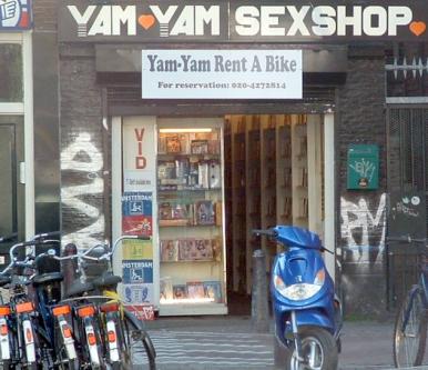 BikeRental-SexShop