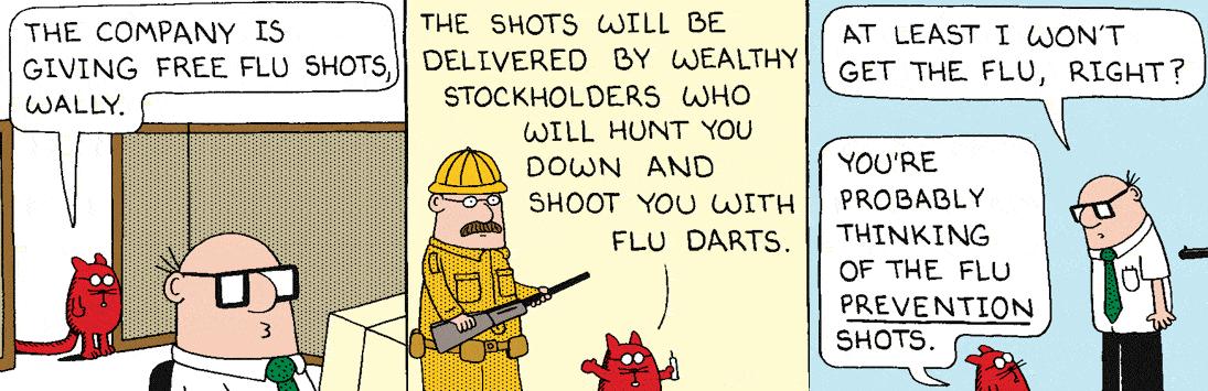 StockholderFluDart